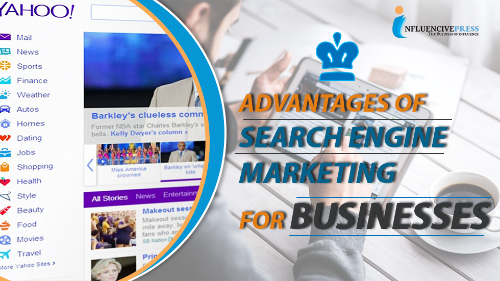 Advantages of Search Engine Marketing for Businesses in 2021